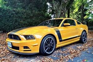 Taming the 2013 Mustang Boss 302