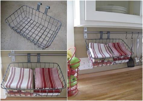 kitchen towel holder ideas kitchen towel storage ideas best storage design 2017