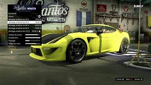 Voitures Gta 5 : gta 5 customisation voiture youtube ~ Medecine-chirurgie-esthetiques.com Avis de Voitures