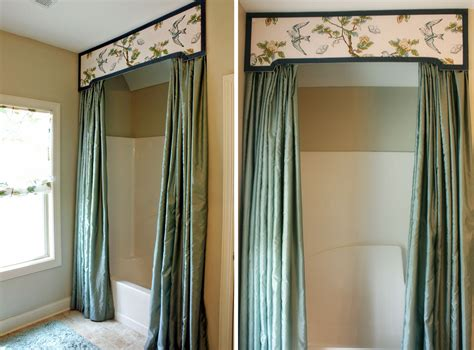 Bathroom Decoration Curtains  Home Combo