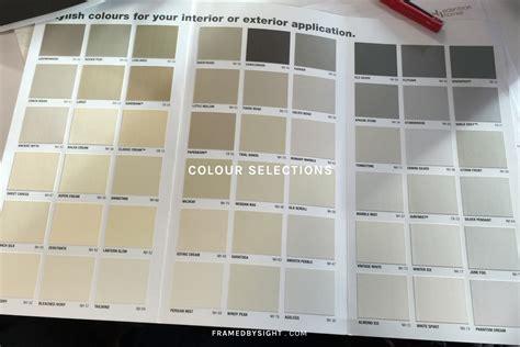 taubmans interior colour chart home paint colour