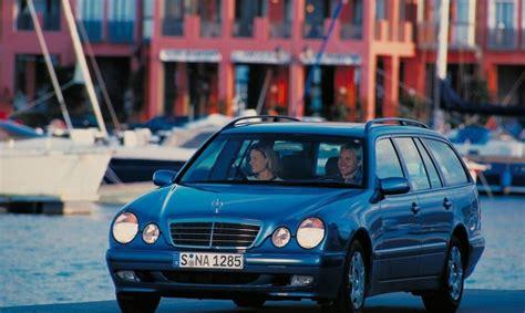 Mercedes E klase Universāls 1999 - 2002 | jautajums.lv