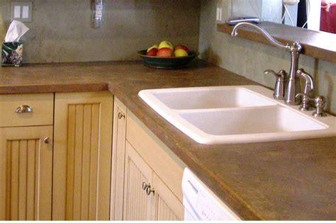 comptoir cuisine stratifié un produit pour transformer les comptoirs foyers et