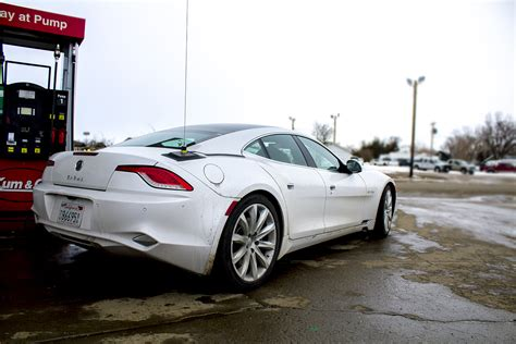 Not A Tesla New Electric Sports Cars Zoom Through Bowman