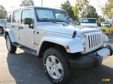 jeep sahara silver bright silver metallic 2012 jeep wrangler unlimited sahara