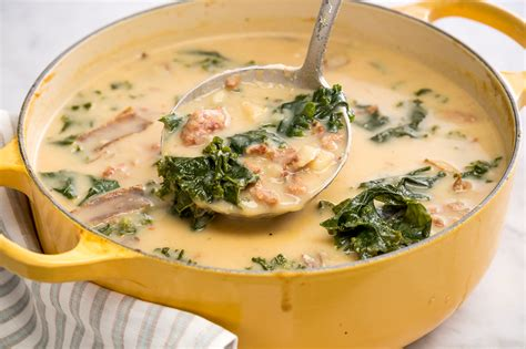 Olive Garden Sausage Soup - olive garden zuppa toscana recipe olive garden tuscan