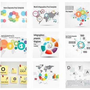 Infographics Prezi Templates