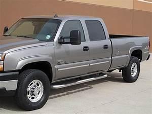 Buy Used 06 Chevy Silverado 2500 4x4 Diesel 6 6l Crew Cab