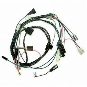 Rally Gauge Adapter Wiring Harness 4 Non Gauge 64