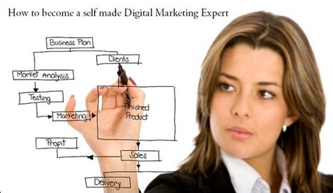 Marketing Expert by How To Become A Self Made Digital Marketing Expert