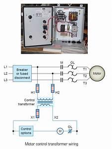 Motor Control Transformer