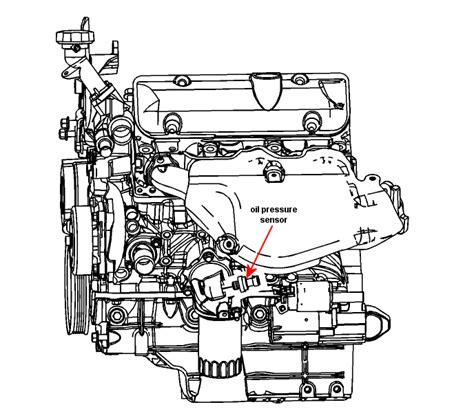 Chrysler Engine Knock Sensor Wiring Diagram by 5 3 Chevy Knock Sensor Location Wiring And Engine Diagram