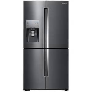 shop samsung 4 door flex with food showcase 22 1 cu ft 4