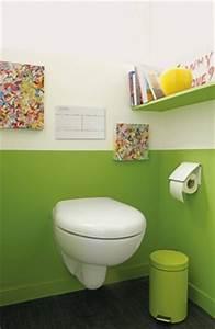 deco wc quelle peinture choisir pour les toilettes With awesome quelle couleur pour les toilettes 0 quelle couleur dans la salle de bains deco salle de bains