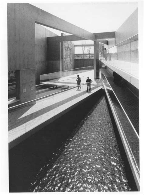 Emily Maclaurin Tadao Ando  The Garden Of Fine Art