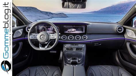 mercedes cls  interior   cars