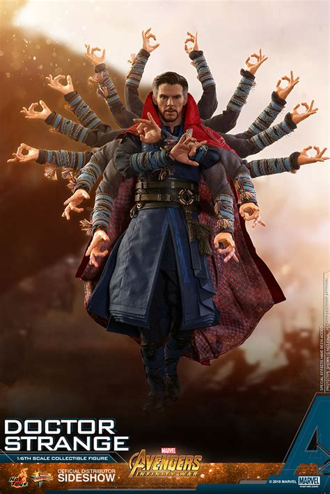 Marvel Black Panther Wallpaper Marvel Doctor Strange Sixth Scale Figure By Hot Toys Sideshow Collectibles