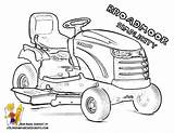Coloring Lawn Tractor Broadmoor Simplicity Sheet 1056 816px 15kb Brawny sketch template