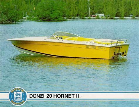 Jet Boat Insurance Bc by Donzi 20 Hornet Ii Boats Boat Power Boats