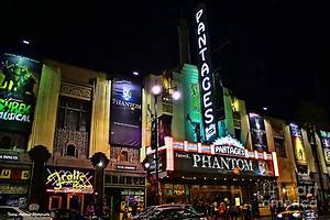 Pantages Theater Photograph by Tommy Anderson