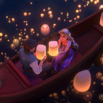 video   tangled inspired exhibit  floating