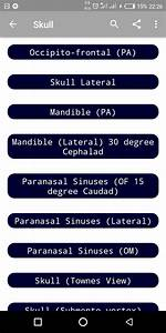 Basic Radiographic Positioning Guide For Android