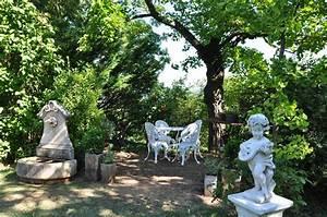 Salon De Jardin Romantique : le jardin du bois joli un petit coin de jardin romantique ~ Dailycaller-alerts.com Idées de Décoration