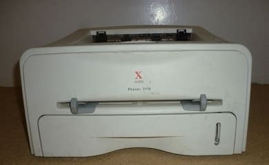 Maybe you would like to learn more about one of these? PRINTER XEROX PHASER 3116 DRIVER