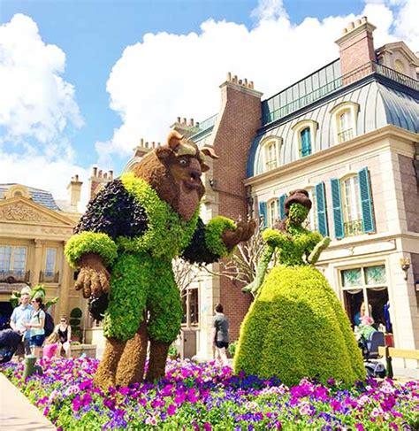 epcot flower and garden festival epcot international flower garden festival 2017