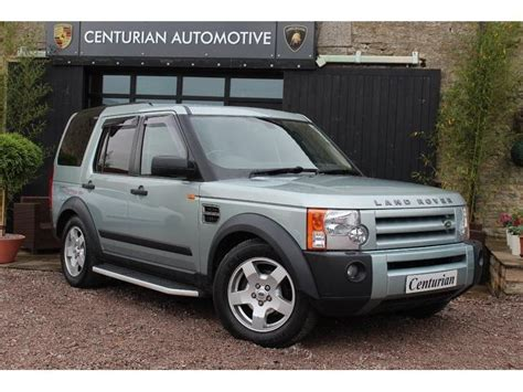 Used Land Rover Discovery 2006 For Sale Uk