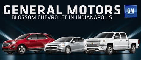What is General Motors? | Blossom Chevrolet in ...