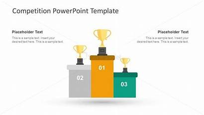 Competition Powerpoint Template Podium Ppt Editable Bars
