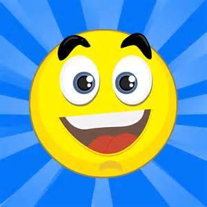 3D Animated Smiley Emoji