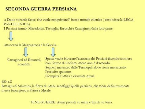Seconda Persiana by Lo Scontro Con La Ppt Scaricare
