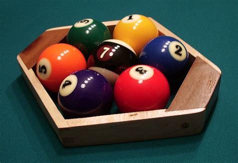 how to rack pool balls 7 azbilliards