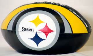Pittsburgh Steelers Football Logo