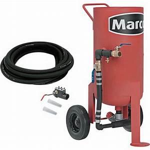 Marco Industries 2 Cu /Ft Industrial Sandblaster