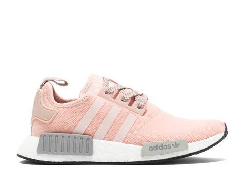 light pink adidas sneakers nmd r1 w adidas by3059 vapour pink light onix
