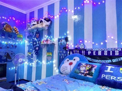 inspirasi kamar anak tema biru doraemon homeshabbycom