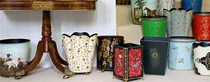 Must-Have Bins provide a hand made collection of waste