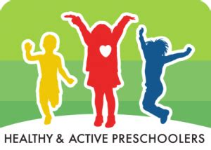 healthy and active preschoolers a nutrition learning 390 | HAP logo 300 e1462227147409
