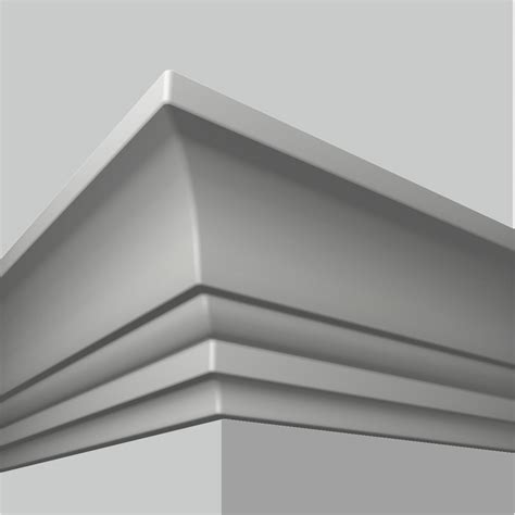 Polyurethane Crown Molding by Polyurethane Plain 5 Inch Crown Molding For Sale Pu