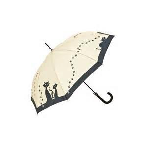 cat umbrella buy lilienfeld black cat umbrella