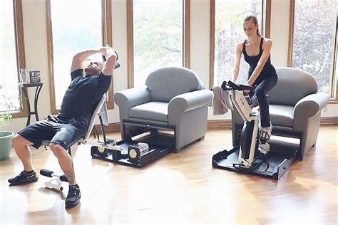 Stow Fitness Chair