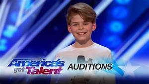 12 Year Old Boy Gets Standing Ovation for Emotional Dance ...