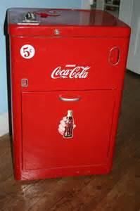 Vintage Coca-Cola Machine