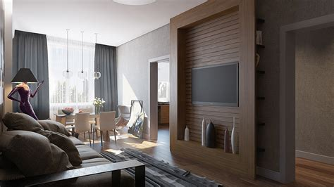 2 Single Bedroom Apartment Designs 75 Square Meters With Floor Plans 2 single bedroom apartment designs 75 square meters