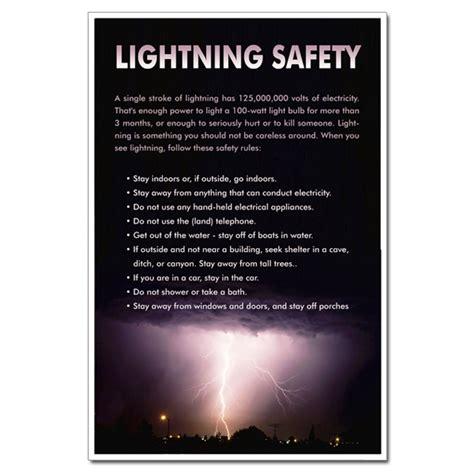 ai hsp325 lightning awareness lightning safety homeland