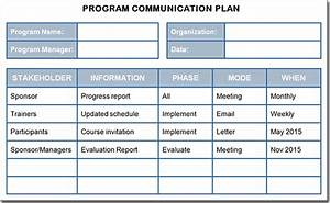 Creating A Training Program Communication Plan