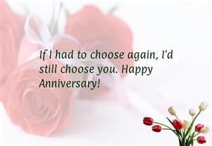 1st year wedding anniversary wedding anniversary messages
